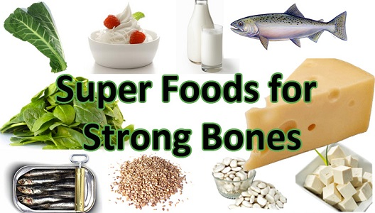 Food for Strong Bones and Joints