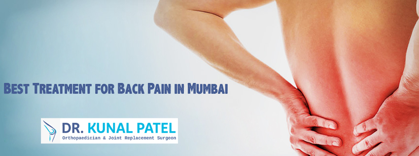 Best Treatment for Back Pain Mumbai