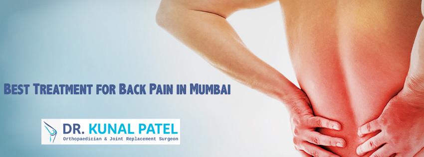 Best Treatment for Back Pain Mumbai